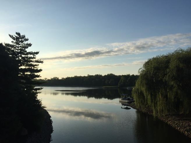 Beka-lake view