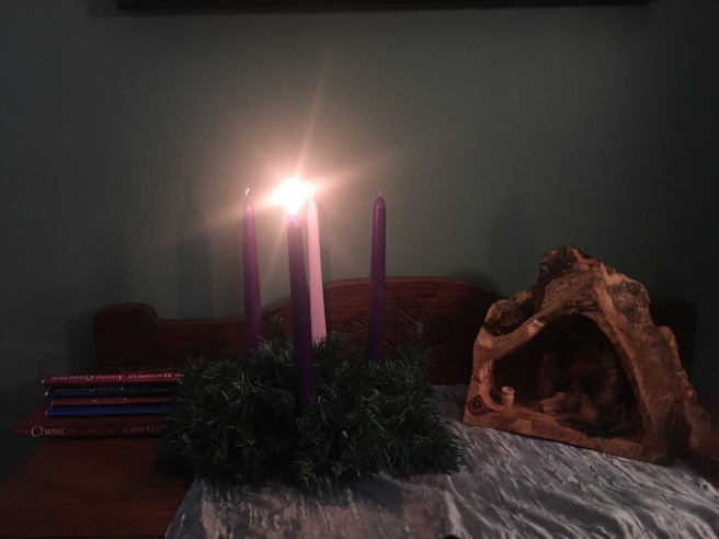 Advent wreath-2019