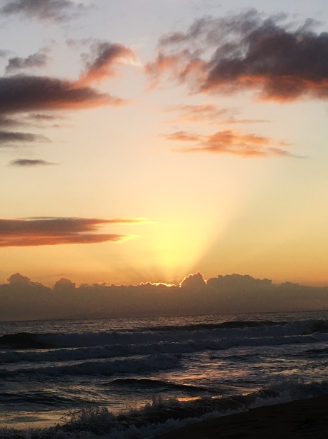 Cabarete sunrise 2020
